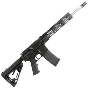 """Diamondback Firearms DB15 AR-15 Semi Auto Rifle 5.56 NATO 16"""" Barrel 30 Rounds Collapsible Stock Black"""