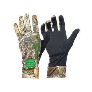 Primos Realtree Edge Stretch-Fit Camo Gloves
