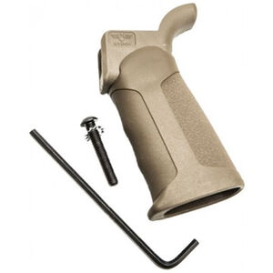XTech Tactical AR-15 ATG Adjustable Grip Polymer FDE