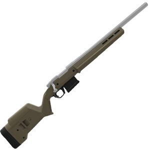 "Magpul Hunter Stock for Remington 700 Short Action Calibers .920"" Diameter Barrels M-LOK Slots Adjustable LOP Polymer Flat Dark Earth MAG495-FDE"