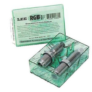 Lee Precision .222 Remington RGB Full Length 2 Die Set 90870