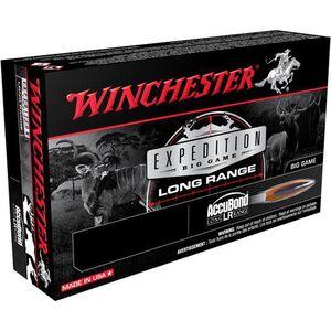 Winchester .300 Winchester Magnum Ammunition 20 Rounds Accubond 190 Grains