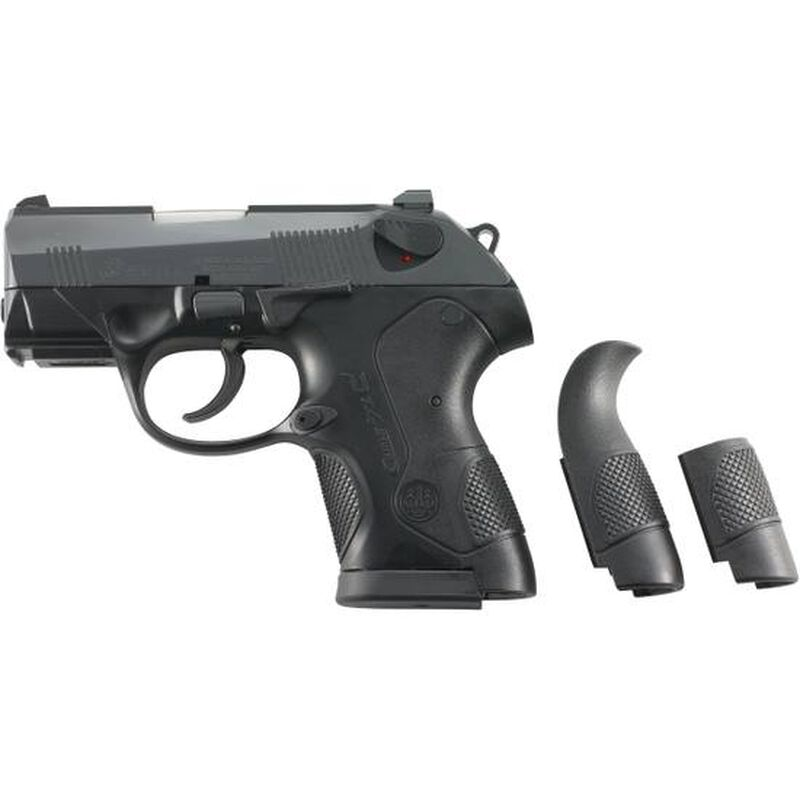 "Beretta PX4 Sub Compact Semi Automatic Pistol 9mm Luger 3"" Barrel 13 Rounds Polymer Frame Black Finish GJXS9F21"