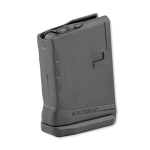 ProMag RM10 Rollermag 10 Round AR-15 Magazine .223 Remington/5.56 NATO Roller Anti Tilt Follower Technapolymer Black