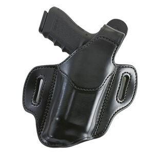 Aker Leather Nightguard XL GLOCK 17/22/31 Holster Black