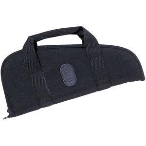 "Bob Allen Bison Pistol Rug 18"" Padded Canvas Fabric Black"