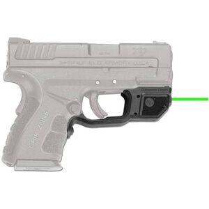 Crimson Trace Springfield XD Mod.2 Laserguard Green Laser Polymer Black Boxed