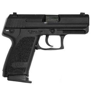 """H&K USP Compact V1 Semi Auto Pistol .40 S&W 3.58"""" Barrel 10 Rounds Polymer Frame Black 704031-A5"""