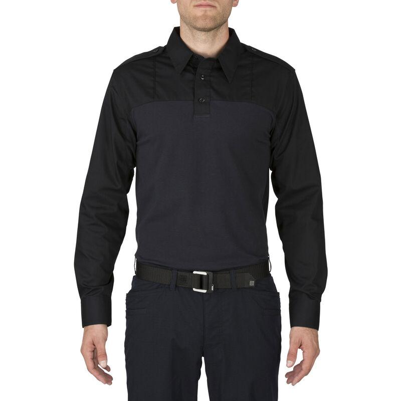 5.11 Tactical Men's Taclite PDU Rapid Long Sleeve Shirt 2XL-Tall Navy