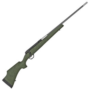 """Weatherby Mark V Camilla Ultra Lightweight 6.5 Weatherby RPM Bolt Action Rifle 24"""" Barrel 4 Rounds Fiberglass Stock Two Tone Finish"""