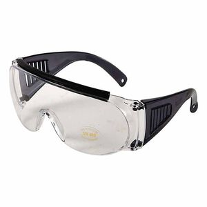 Allen Fit Over Shooting & Safety Glasses, Clear Lens