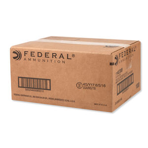 Federal American Eagle .38 Special Ammunition 1,000 Rounds LRN 158 Grains AE38B