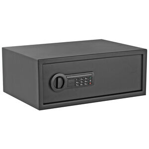 Stack-On Personal Computer Safe Electronic Key Pad Matte Black