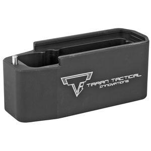 Taran Tactical Innovations Firepower Base Pad Magpul PMAG .308 AR Magazine Extension +5/+6 Capacity Billet Aluminum Anodized Flat Black Finish
