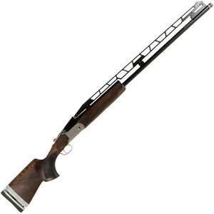 "TriStar Trap TT-15 Unsingle Break Action Shotgun 12 Gauge 34"" Adjustable Rib Barrel 2.75"" Chamber 1 Round FO Sight Adjustable Walnut Stock Blued"