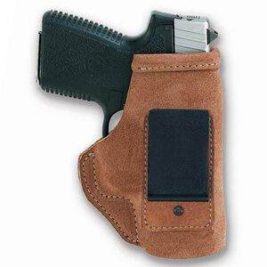 Galco Stow-N-Go IWB Holster S&W Shield/Taurus 709 Right Hand Leather Tan STO652