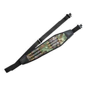 """GrovTec Rifle Ammo Sling with Swivels 48"""" Nylon Realtree Xtra Camo"""