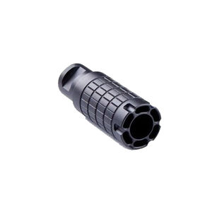 HERA USA AR-15 .223/5.56 Linear Compensator Gen 2 1/2x28 Thread Steel Black