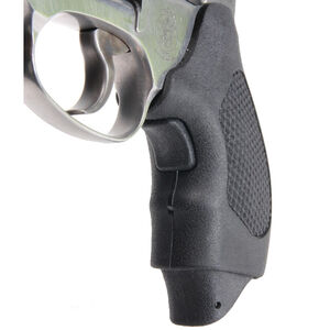 Pachmayr Guardian Grip S&W J Frame Revolver Rubber Black 02605