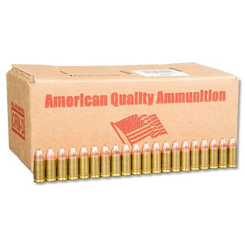 American Quality 9mm Luger Ammunition 500 Rounds FMJ 115 Grain Winchester Brass