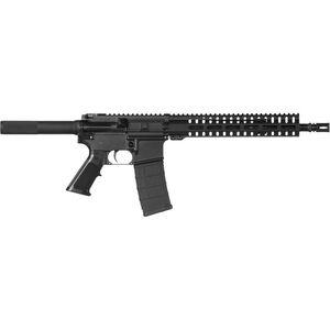 "CMMG Banshee 100 Mk4 5.56 NATO AR-15 Semi Auto Pistol 12.5"" Barrel 30 Rounds RML11 M-LOK Handguard Black"