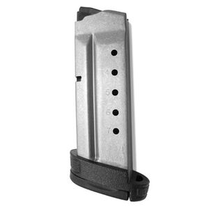 Smith & Wesson M&P40 Shield .40 S&W Magazine, 7 Rounds, Steel