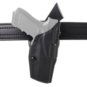 Safariland Model Model 6390 ALS Mid-Ride Duty Belt Holster Right Hand Fits SIG P229R .40/.357 SIG Hardshell STX Plain Black