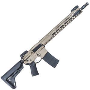 """Barrett REC7 DI Semi Auto Rifle 5.56 NATO 16"""" Barrel 30 Rounds M-LOK Hand Guard Flat Dark Earth Cerakote"""