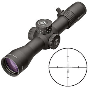 Leupold Mark 5HD 3.6-18x44 Rifle Scope TMR Non-Illuminated Reticle 35mm Tube 1/10 Mil Adjustments Side Focus Parallax First Focal Plane Matte Black Finish