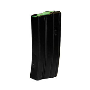 D&H Tactical AR-15 .223/5.56 20 Round Aluminum Magazine With Magpul Anti-Tilt Follower Black Anodized