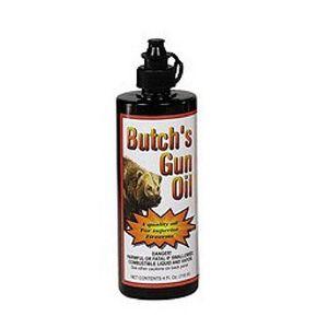 Lyman Butch's Bench Rest Gun Oil 4 oz. Squeeze Bottle