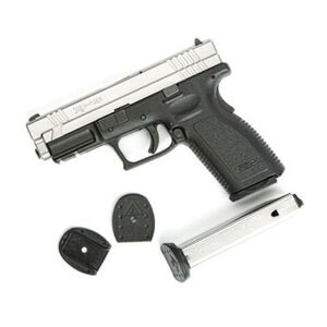 Tango Down Springfield XD 9mm/.40 S&W/.357 SIG Vickers Tactical Magazine Floor Plate VTMFP-005XD BLK