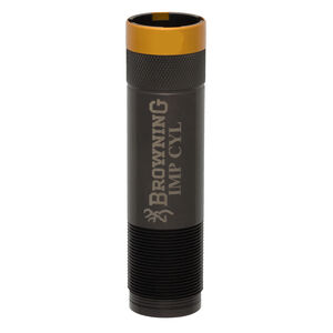 Browning 20 Gauge Invector-Plus Midas Grade Light Modified Extended Choke Tube Black/Gold