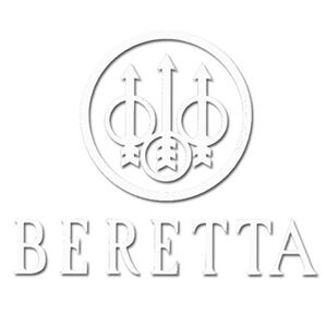 Beretta Car/Suv Window Sticker White DECAL01