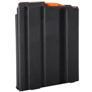 DURAMAG By C-Products Defense AR-15 Magazine .223 Rem/5.56 NATO 5 Rounds Stainless Steel Black 0523041188