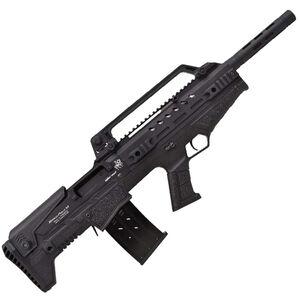 "LKCI Eternal BP-12 12 Gauge Semi Auto Shotgun 18"" Barrel 5 Rounds Carry Handle With Sights Bullpup Design Synthetic Stock Black"