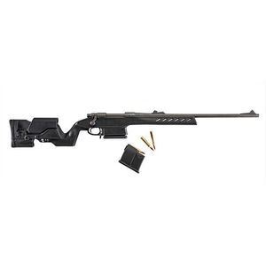 Archangel 700 Precision Elite Stock Remington 700 Long Action Magnum Caliber Black Polymer includes AAMLA5 Five Rounds Magazine