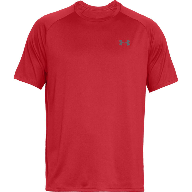 Enfermedad infecciosa Señora Perceptivo  Under Armour UA Tech 2.0 Men's Short Sleeve Shirt 100% Polyester | Cheaper  Than Dirt