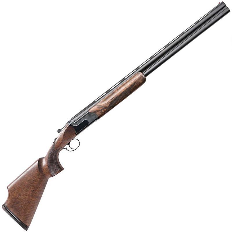 "Charles Daly 214E Compact 20 Gauge O/U Break Action Shotgun 26"" Barrels 3"" Chambers 2 Rounds Ejectors Walnut Stock Matte Blued"