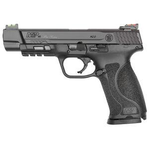 "S&W Performance Center M&P40 M2.0 .40 S&W Semi Auto Handgun 5"" Barrel Pro Series 15 Rounds Black"