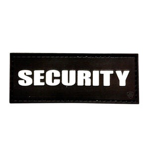 5ive Star Gear PVC Morale Patch Security