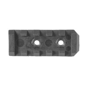 """Mission First Tactical AR-15 E-Volv Picatinny Rail Section 2.2"""" Polymer Black E2PR2"""