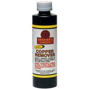 Shooter's Choice Maximum Strength Copper Remover 8 oz. Plastic Bottle
