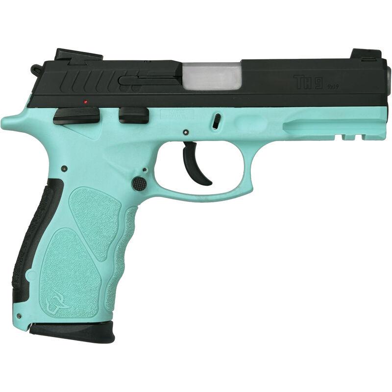 Taurus TH9 9mm Luger Full Size Semi Auto Pistol 4 25