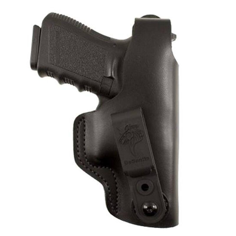 DeSantis Gunhide Dual Carry II IWB/OWB Holster GLOCK 17/22/31 Right Hand Draw Leather Black