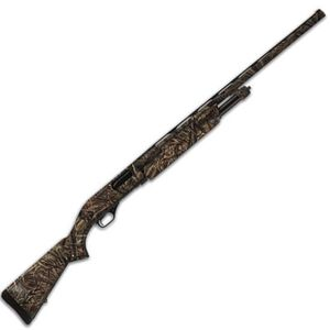 """Winchester SXP Waterfowl Hunter Pump Action Shotgun 12 Gauge 28"""" Barrel 3.5"""" Chamber 4 Rounds Synthetic Stock Realtree Max-5 Camo Finish 512290292"""