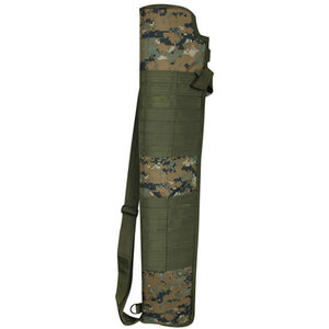 Fox Outdoor Tactical Shotgun Scabbard Nylon Digital Woodland 58-333