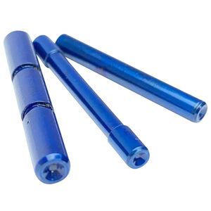 Cross Armory 3 Pin Set for Glock Gen 1-3 Blue