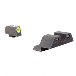 Trijicon HD Night Sights For GLOCK 42 Yellow Outline GL113-C-600784