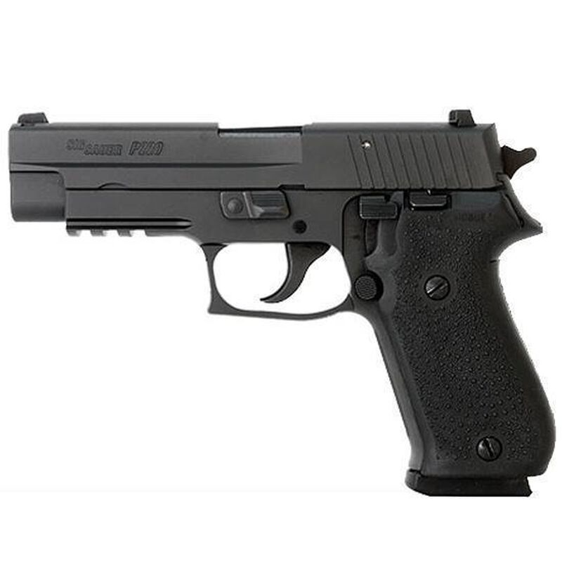 "SIG Sauer P220 Carry Semi Automatic Handgun .45 ACP 3.9"" Barrel 8 Rounds Night Sights Black Nitron Finish"